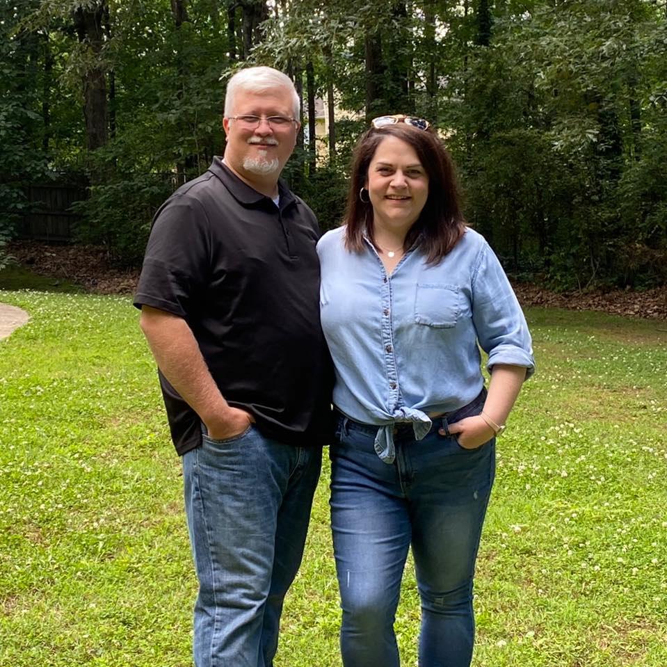 Mark & Laura White