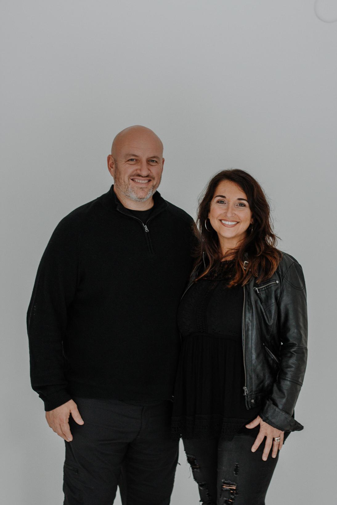 Mark and Cheree' Haston